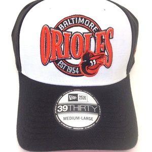 Men's New Era Baltimore Orioles 39Thirty  Sz M/L